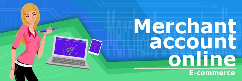 Merchant account online